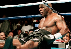 Mike Tyson KTFO
