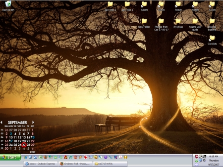 desktop photo