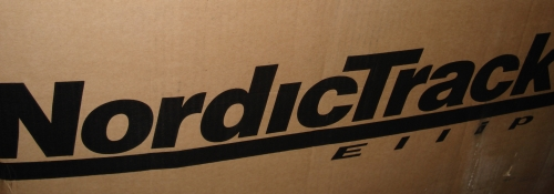 Elliptical from NordicTrack
