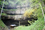 Organ Cave in West Virginia
