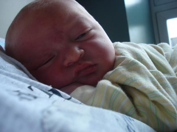 Sleepy, Sleepy, Lukas.