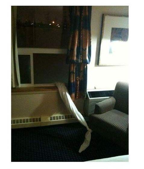 hotel maid scare 2