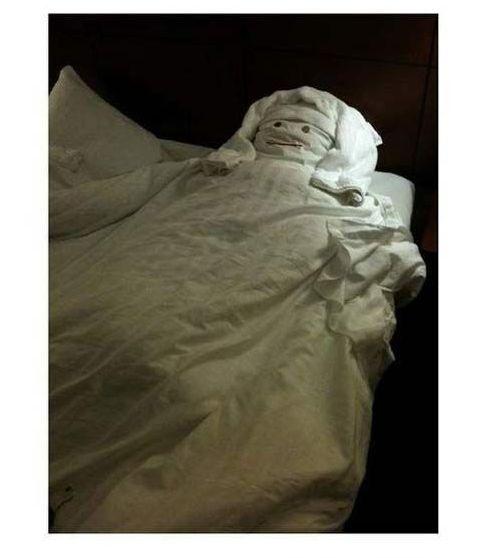 hotel maid scare 5
