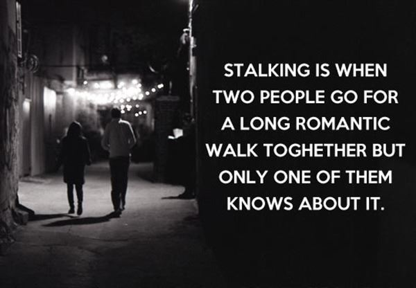 How Stalking Works