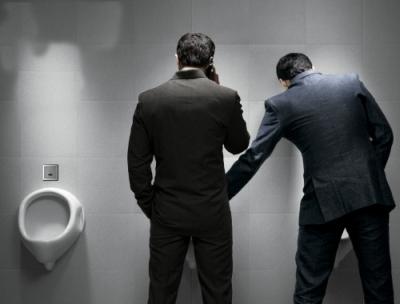 Urinal Ad