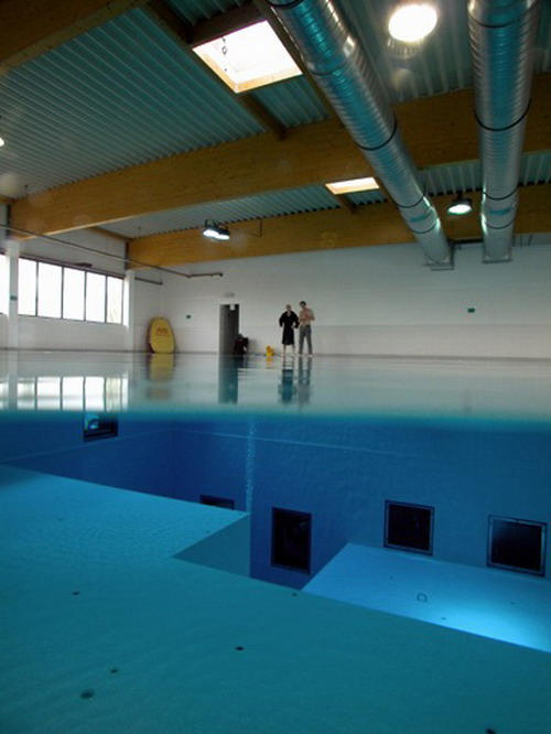 The Deepest Swimming Pool In The World The Wvb