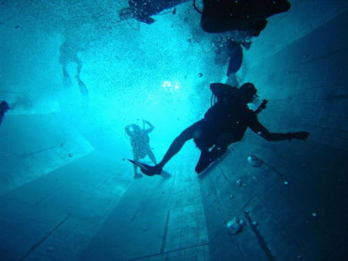 Deepest Swimming Pool In The World