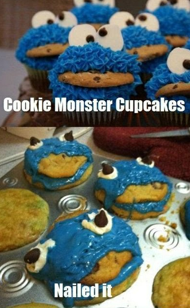Pinterest Recipes Gone Wrong