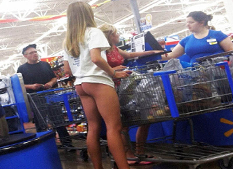 weirdest peope of walmart 016