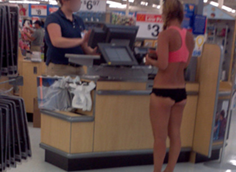 weirdest peope of walmart 030