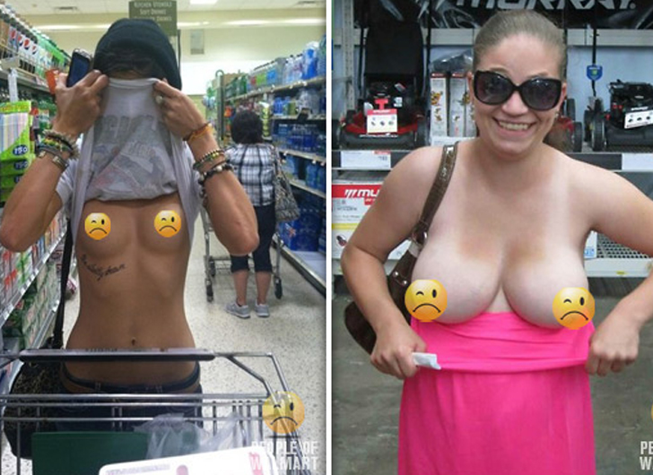 Weirdest People Of Walmart  Page 31  The Wvb-4684